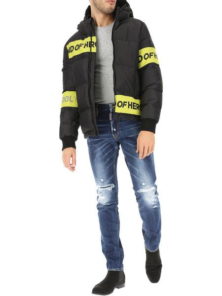 Пуховая куртка с капюшоном Rossignol, фото