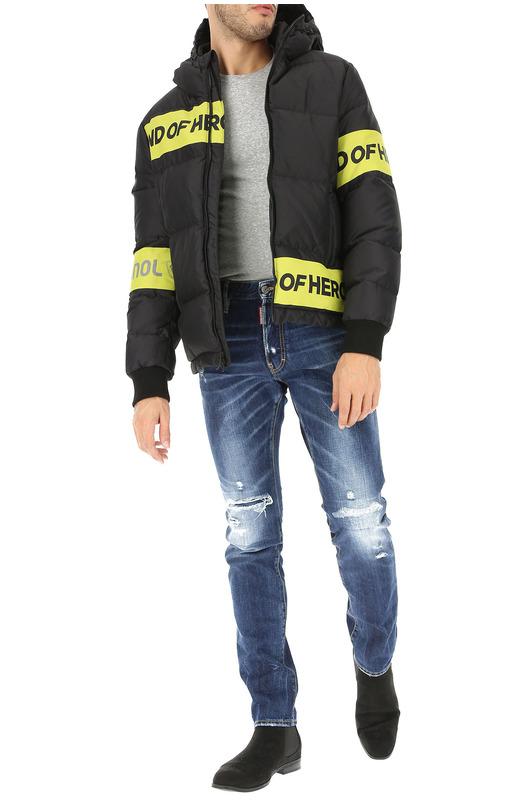 Пуховая куртка с капюшоном Rossignol