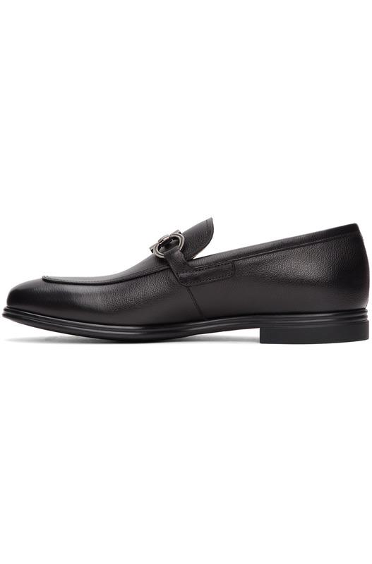 Черные туфли Scarlet Salvatore Ferragamo, фото