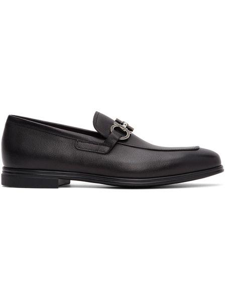 Черные туфли Scarlet Salvatore Ferragamo фото
