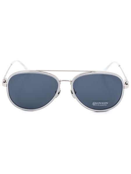 Солнцезащитные очки-авиаторы CK18103S 450 Calvin Klein, фото