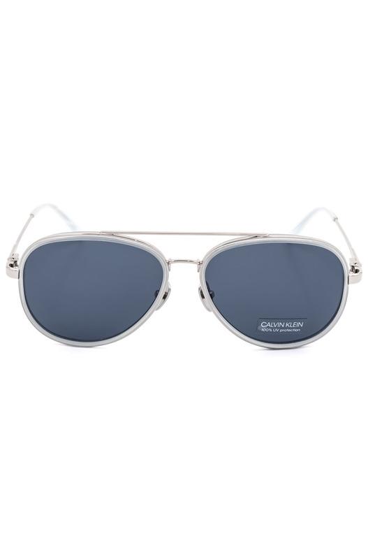 Солнцезащитные очки-авиаторы CK18103S 450