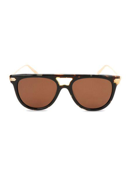 Солнцезащитные очки-авиаторы CK18703S-245 Calvin Klein фото