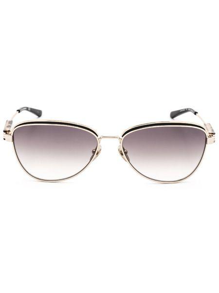 Солнцезащитные очки бабочки в тонкой оправе CK18113S 39177 717 Calvin Klein фото