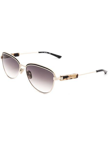 Солнцезащитные очки бабочки в тонкой оправе CK18113S 39177 717