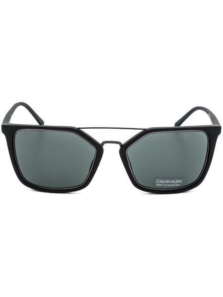 Солнцезащитные очки черного цвета CK18532S 307 Calvin Klein фото