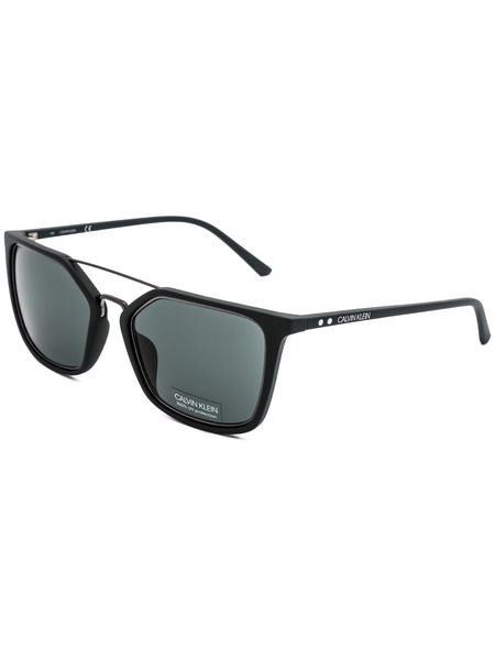 Солнцезащитные очки черного цвета CK18532S 307