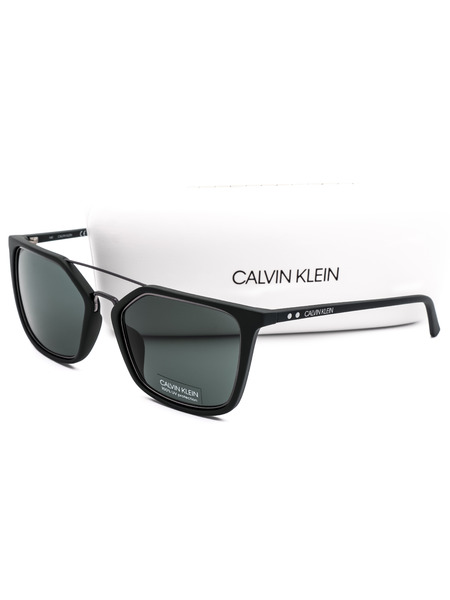 Солнцезащитные очки черного цвета CK18532S 307 Calvin Klein, фото