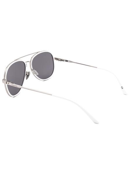 Солнцезащитные очки CK18103S 100 авиаторы Calvin Klein, фото