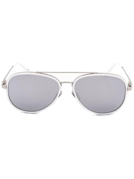 Солнцезащитные очки CK18103S 100 авиаторы Calvin Klein фото