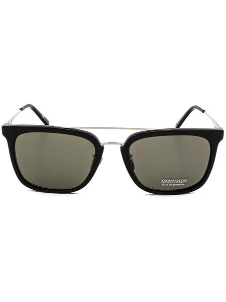 Солнцезащитные очки CK18719S 001 прямоугольные Calvin Klein, фото