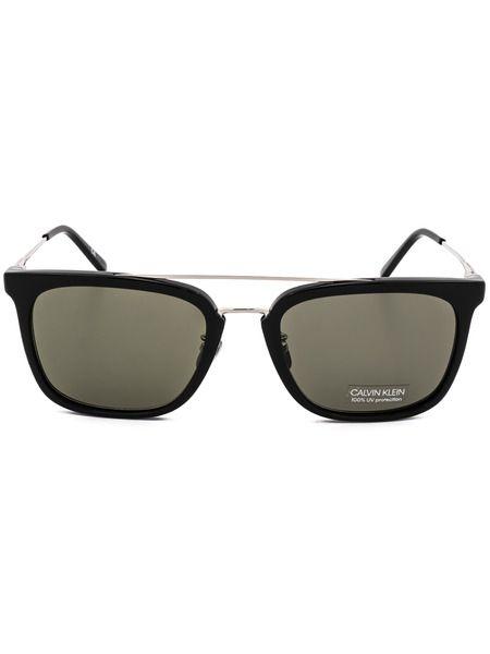 Солнцезащитные очки CK18719S 001 прямоугольные Calvin Klein фото