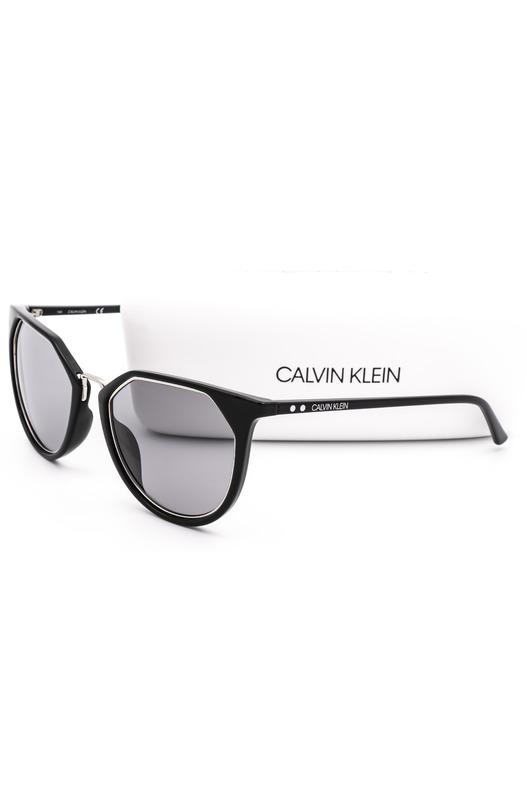 Солнцезащитные очки формы кошачий глаз CK18531S 39184 001 Calvin Klein