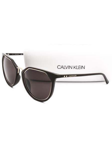 Солнцезащитные очки формы кошачий глаз CK18531S 39184 201 Calvin Klein, фото