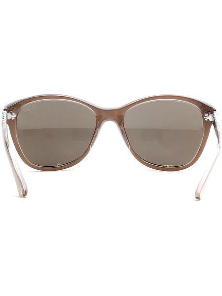 Солнцезащитные очки GU7451 57C бежевые