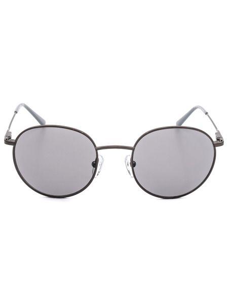 Солнцезащитные очки круглой формы CK18104S 008 Calvin Klein фото