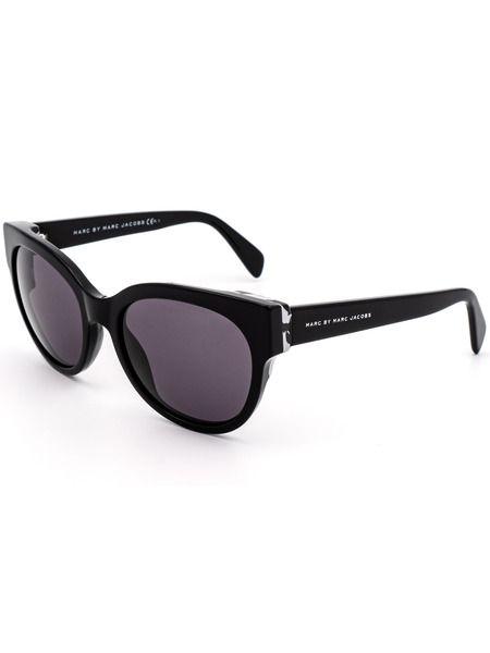 Солнцезащитные очки в черной оправе MMJ 486/S LNW