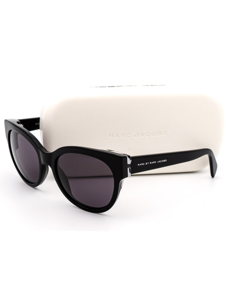 Солнцезащитные очки в черной оправе MMJ 486/S LNW Marc Jacobs, фото