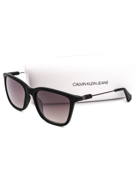 Солнцезащитные очки прямоугольной формы CKJ506S 002 Calvin Klein Jeans, фото
