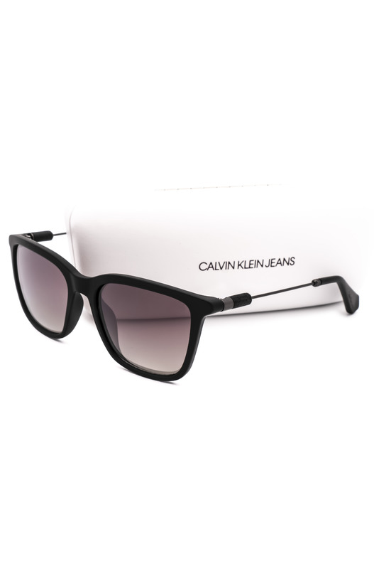 Солнцезащитные очки прямоугольной формы CKJ506S 002 Calvin Klein Jeans