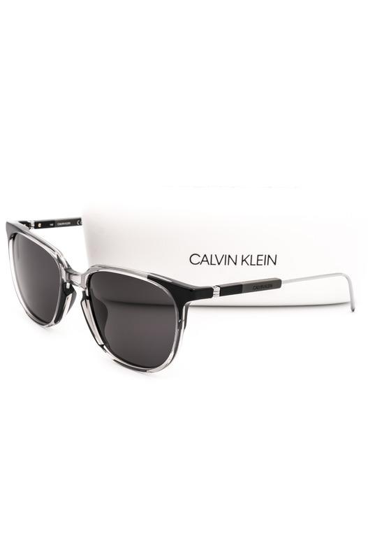 Солнцезащитные очки с широкой оправой CK19700S 072 Calvin Klein, фото