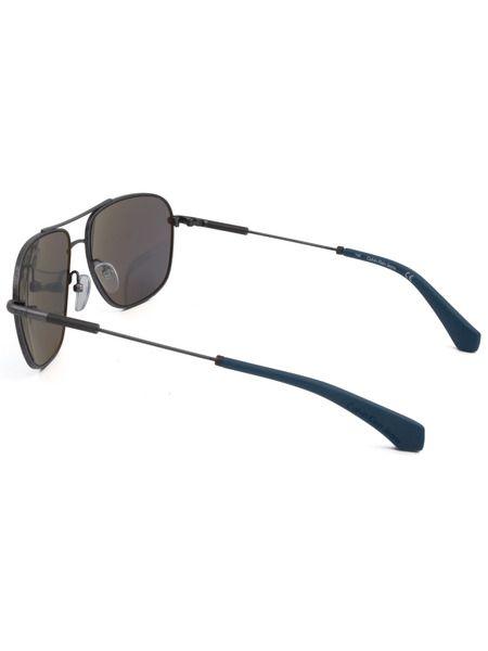 Солнцезащитные очки серого цвета CKJ153S 403