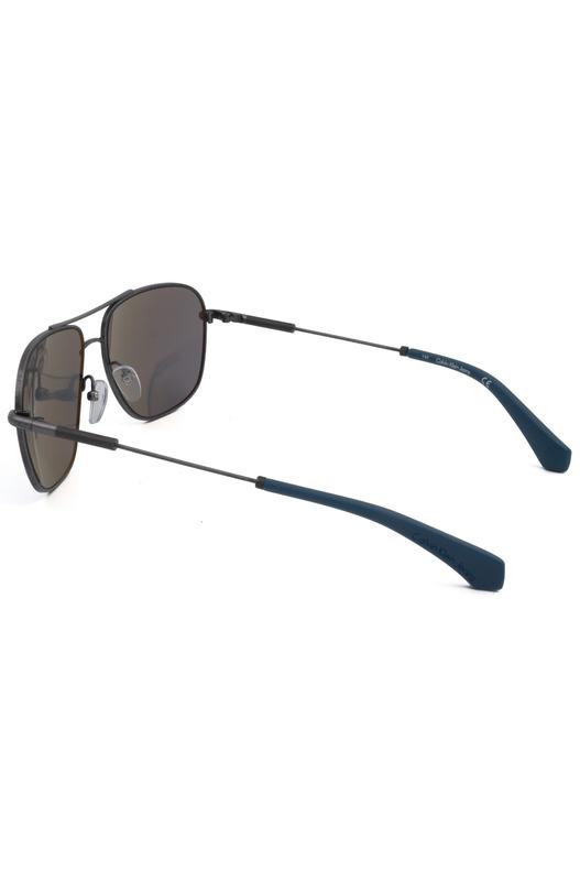 Солнцезащитные очки серого цвета CKJ153S 403 Calvin Klein Jeans