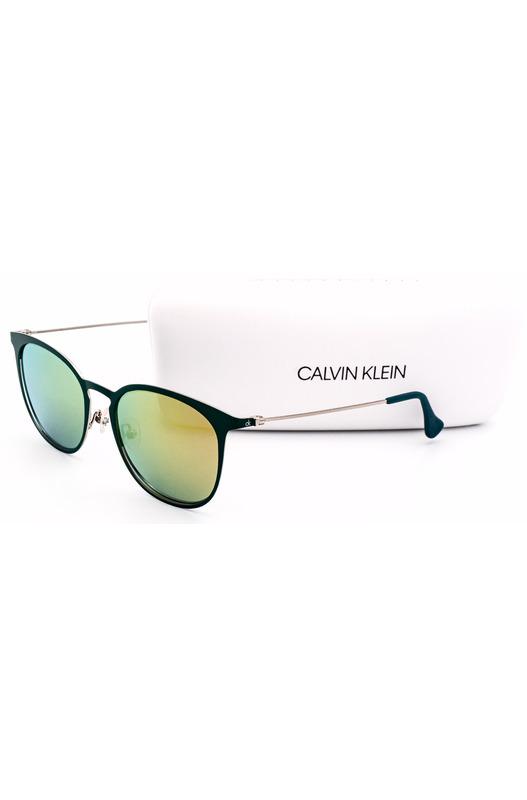 Солнцезащитные очки в черной оправе CK5430S 40339 431 Calvin Klein