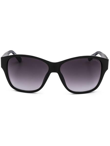 Солнцезащитные очки в черном цвете GU7412 01B Guess, фото