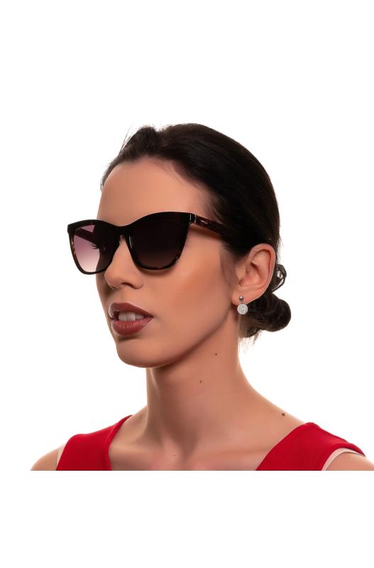 Солнцезащитные очки бабочки GU7520 52G Guess