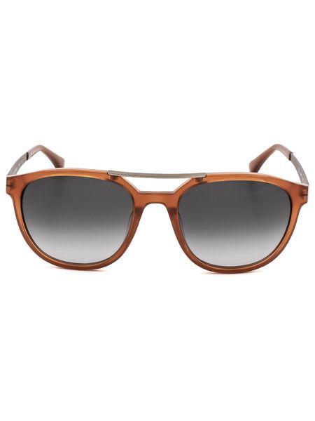 Солнцезащитные очки в оранжевой оправе CK5872S 40317 273 Calvin Klein фото