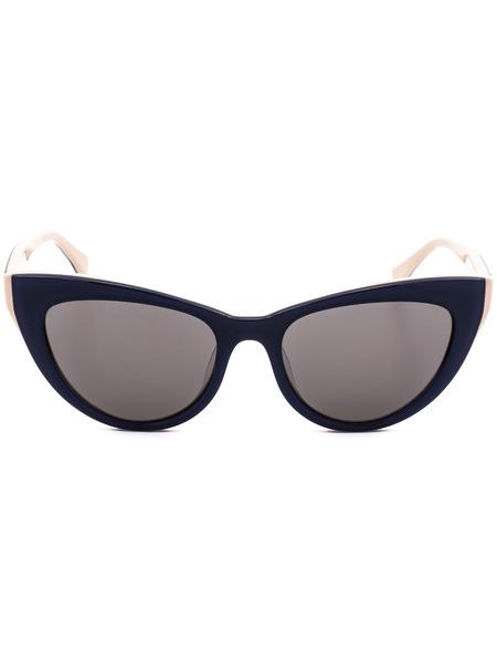 Солнцезащитные очки в синей оправе CK5934S 538 Calvin Klein, фото