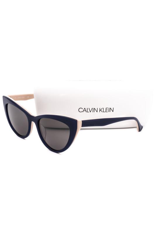 Солнцезащитные очки в синей оправе CK5934S 538 Calvin Klein