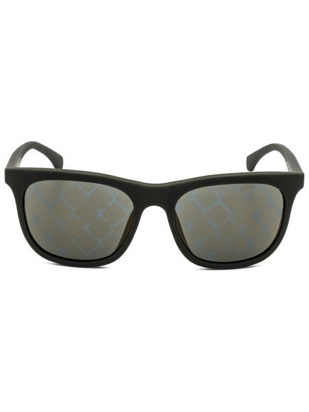 Солнцезащитные очки в темной оправе CKJ818S 310 Calvin Klein Jeans, фото
