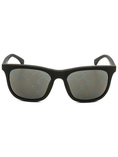 Солнцезащитные очки в темной оправе CKJ818S 310 Calvin Klein Jeans фото