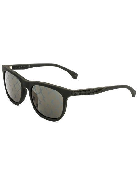 Солнцезащитные очки в темной оправе CKJ818S 310