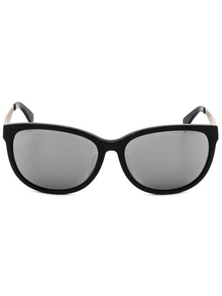 Солнцезащитные очки в толстой оправе черной оправе MMJ 448/F/S LHJ Marc Jacobs, фото