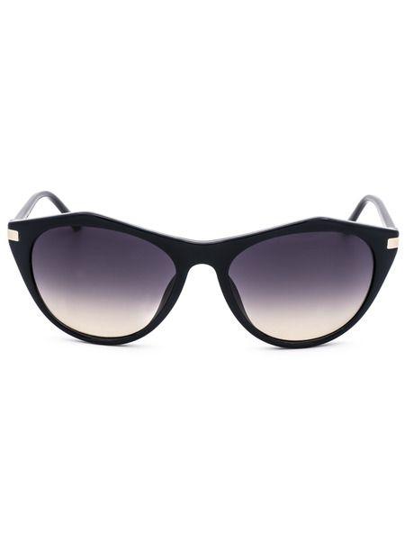 Солнцезащитные очки в толстой оправе CK18536S 410 Calvin Klein фото