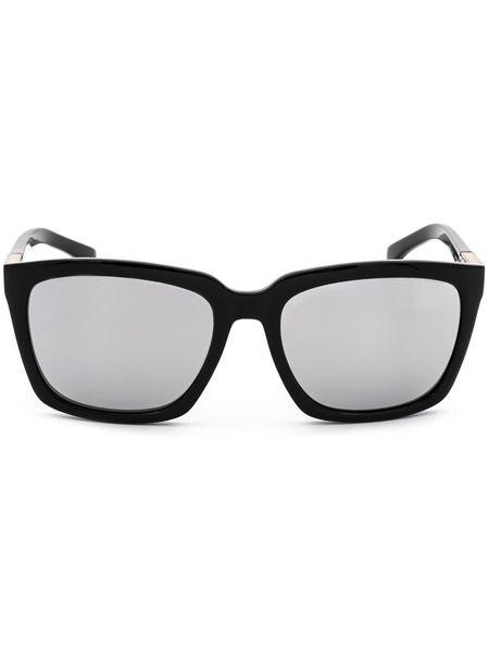 Солнцезащитные очки в толстой оправе CKJ750S 001 Calvin Klein Jeans фото