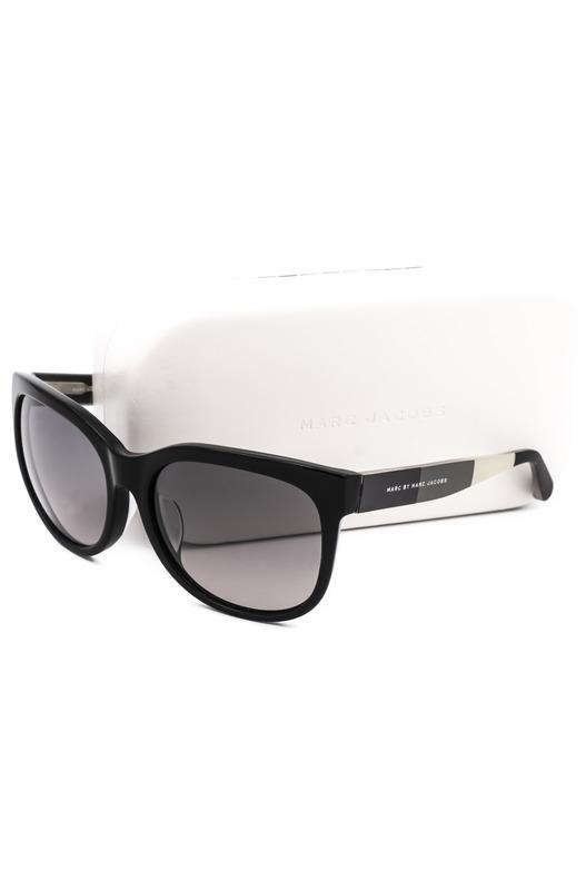 Солнцезащитные очки в толстой оправе MMJ 420/F/S 6IE Marc Jacobs, фото