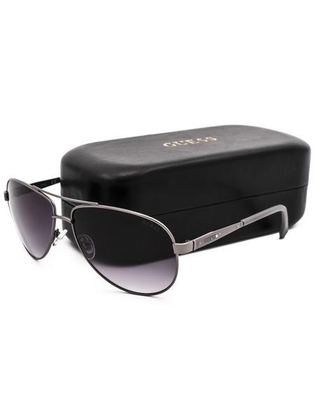 Солнцезащитные очки в тонкой оправе GU6829 J45 Guess, фото