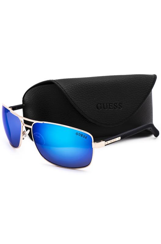 Солнцезащитные прямоугольные очки GU6835 28X Guess, фото
