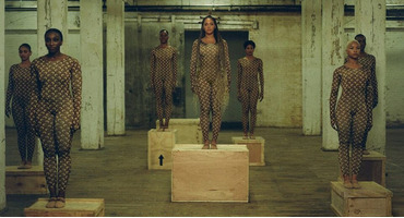 После выхода видеоальбома Beyonce вещи бренда Marine Serre ищут чаще на 426%