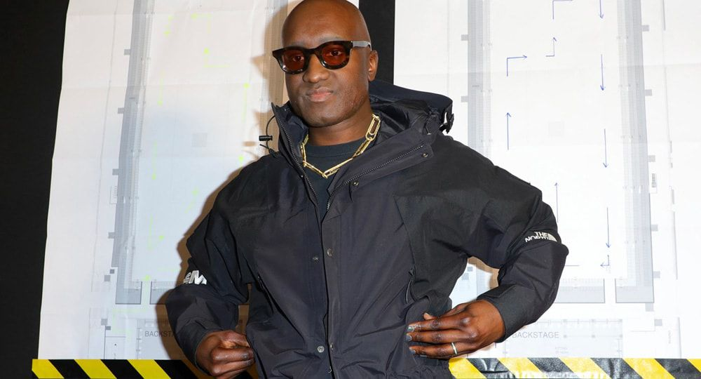 Вирджил Абло подарил индивидуальные кроссовки Dennis Rodman Off-White x Nike