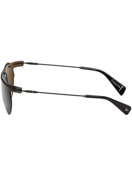 Черные очки YY7027 Yohji Yamamoto, фото