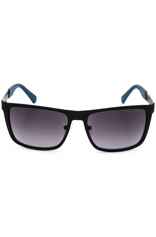 Женские прямоугольные очки GU6842 02B