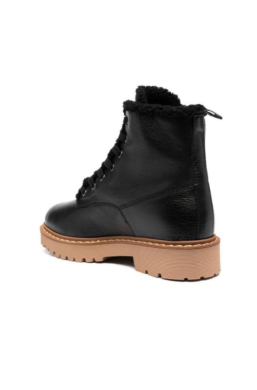 Зимние ботинки с мехом Hogan, фото