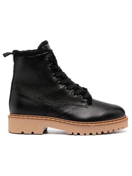 Зимние ботинки с мехом Hogan фото