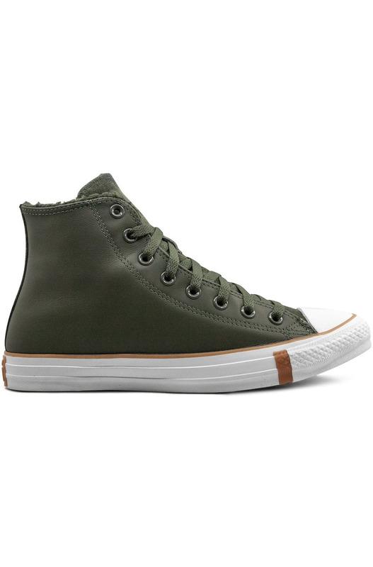 Зеленые кеды CTAS HI Converse